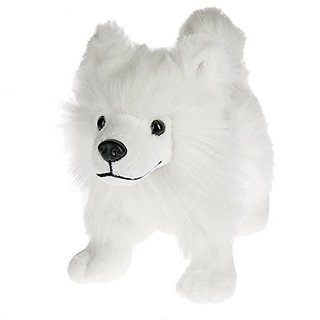 Webkinz Furry Eskimo Dog Plush