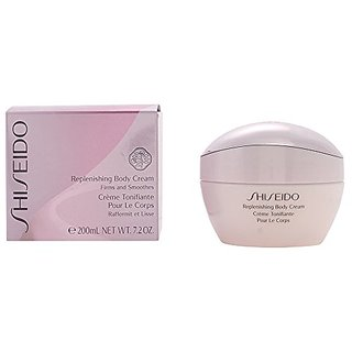 Shiseido Replenishing Body Cream for Unisex, 7.2 Ounce