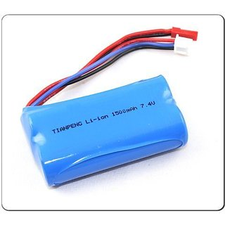 MJX F645 F45 Replacement Battery by Meijiaxin
