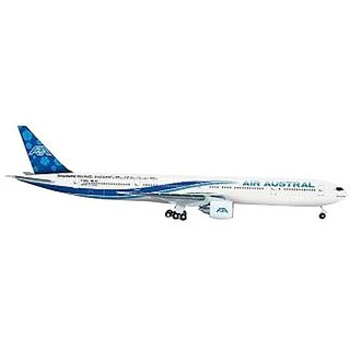 Daron Herpa Air Austral 777-300Er Reg#F-Oreu Model Kit (1 500 Scale)