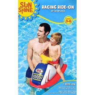 Sunshine Racing Ride-On Inflable
