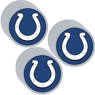 Indianapolis Colts Party Dinner Plates - 24 Pieces