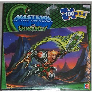 Masters of the Universe vs Snakemen Heman Puzzle 100 Pieces