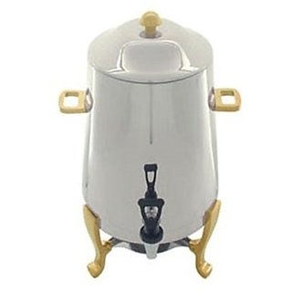 Update International (CU-30GD) 3 Gal Stainless Steel Coffee Urn