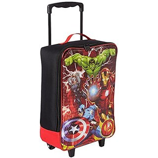 Marvel Avengers Light up Pilot Case, Multi Color