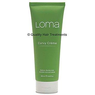 Loma Organics Curvature Curvy Creme 8.45 fl oz - Set of 2