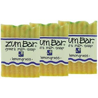 Lemongrass Zum Bars Multipack (3 Count)<br>by Indigo Wild