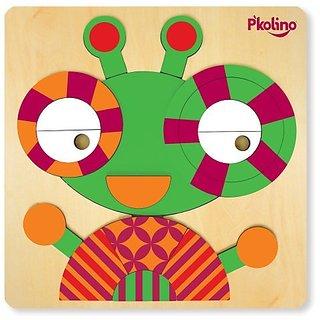 PKolino New Multi-Solution Souble Sided Bug Puzzle