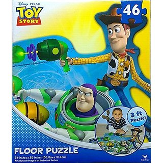Disney Pixar Toy Story Floor Puzzle - 46 pieces - 24