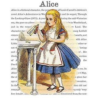 11x14 Alice