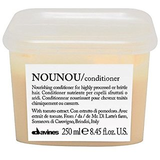 Davines Conditioner, NouNou with Tomato Extract for Colour Treated Hair, 8.45-Ounces