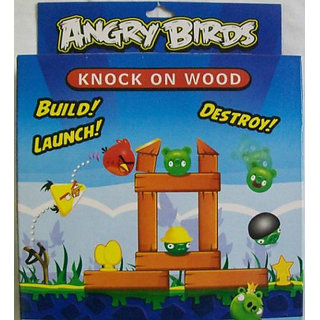 Angry Bird Game (Knock on Wood)