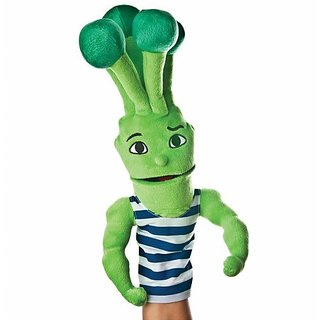 Super Sprowtz Brian Broccoli Plush Puppet