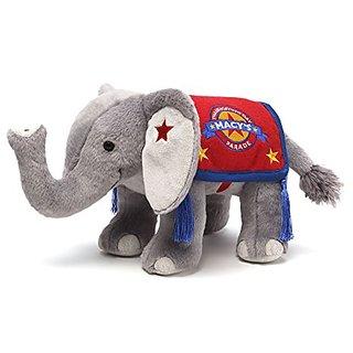 Macys Parade Elephant Plush Toy