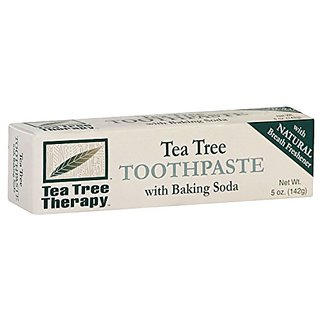 Tea Tree Therapy Toothpaste with Baking Soda 5 Oz ( 2 Pack)