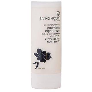 Living Nature Natural Collagen Night Cream