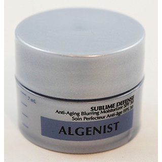 Algenist Sublime Defense Anti-Aging Blurring Face Facial Moisturizer .23 ounce Mini Travel Deluxe Sample Expires 2018 Fr