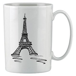 Lenox Tin Can Alley Paris Accent Mug, 12-Ounce