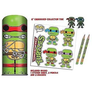 Teenage Mutant Ninja Turtles Raphael Can-Tivities Blister Pack