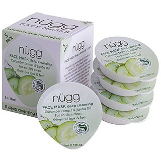 ngg Deep Cleansing Face Mask 5-Pack