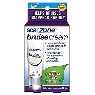 Scar Zone Bruise Cream -- 0.5Oz.