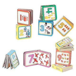 Imaginarium Chunky Numbers Board Book