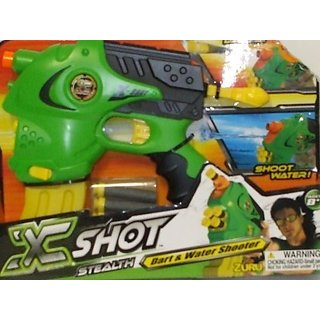 X Shot Dart & Water Shooter