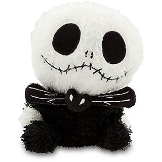 Disney Parks Baby Jack Skellington Plush Doll Nightmare Before Christmas