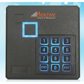 RFID/Password Based Door Access Control System