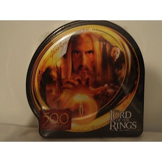 Lord of the Rings - Evil Forces - 500 Piece Puzzle Tin