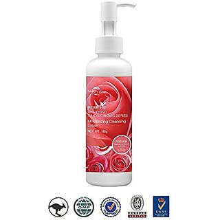Rosehip Intensive Whitening Moisturizing Face Wash Facial Cream Cleanser 180g Face Soap