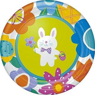 Casual Bunny Dessert Plate