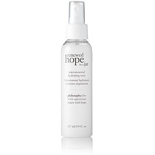Philosophy Renewed Hope In Jar MicroRenewal Hydrating Mist 3.9 Ounce