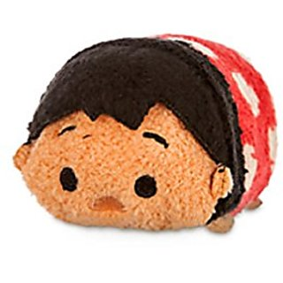 Disney - Lilo Tsum Tsum Plush - Lilo & Stitch - Mini - 3 1-2 - New with Tags