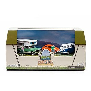 Greenlight 1:64 Campsite Cruisers