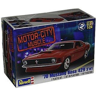 Revell 1:24 70 Mustang Boss 429 3 N 1