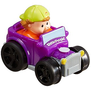 Fisher-Price Little People Wheelies Hot Rod