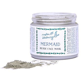 Captain Blankenship - Organic Mermaid Detox Face Mask