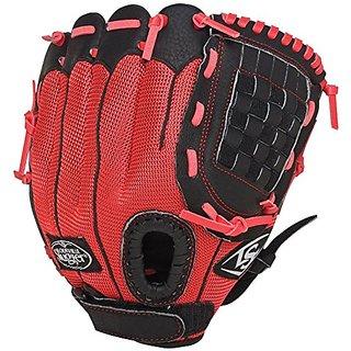 Louisville Slugger FGGNSR5 Genesis Scarlet Fielding Glove, 10.5-Inch, Right Hand Throw