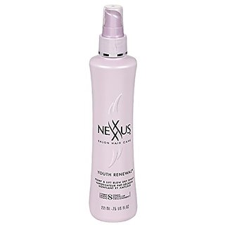 Nexxus Dry Spray, Youth Renewal Plump And Lift Blow 7.5 oz