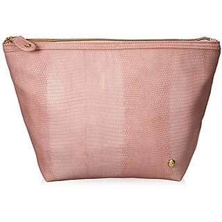 Stephanie Johnson Laura Large Trapezoid Cosmetic Bag, Galapagos Rose