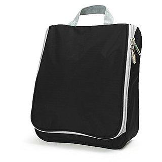 Lavievert Toiletry Bag / Portable Travel Organizer / Household Storage Pack / Bathroom Makeup or Shaving Kit with Hangin
