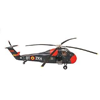 Easy Model UH-34 Sikorsky HSS-1 (S-58A) B8 OT-ZKH (NSA185) Choctaw Belguim-Air Force Model Kit