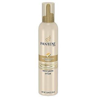 Pantene Pro-V, Silky Moisture, Whip Hair Moisturizer + Styler - 5.29 oz, 2 Pack