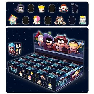 South Park: The Fractured But Whole Mini-Figures 4-Pack
