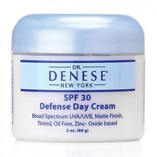 Dr. Denese SPF 30 Defense Day Cream 2 oz (60 g) Jar