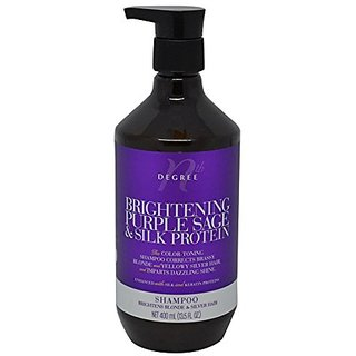 Nth Degree Brightening Purple Sage & Silk Protein Shampoo
