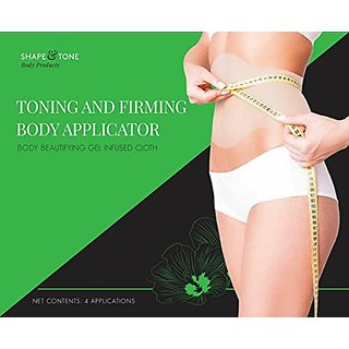 Ultimate Toning and Firming Body Applicator 3 Body Wraps - it works to firm tone and tighten
