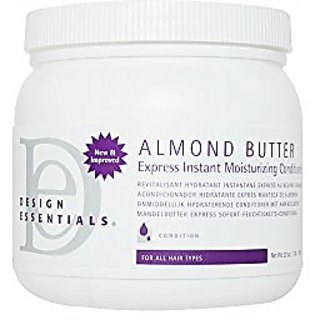 Design Essentials Almond Butter Express Instant Moisturizing Conditioner 32oz