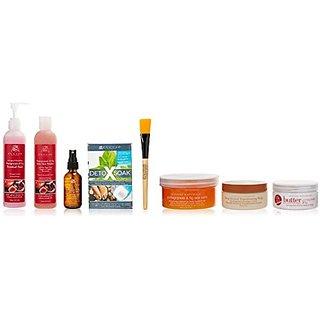 Cuccio Skin Care Collection, Pomegranate and Fig, 7 Count
